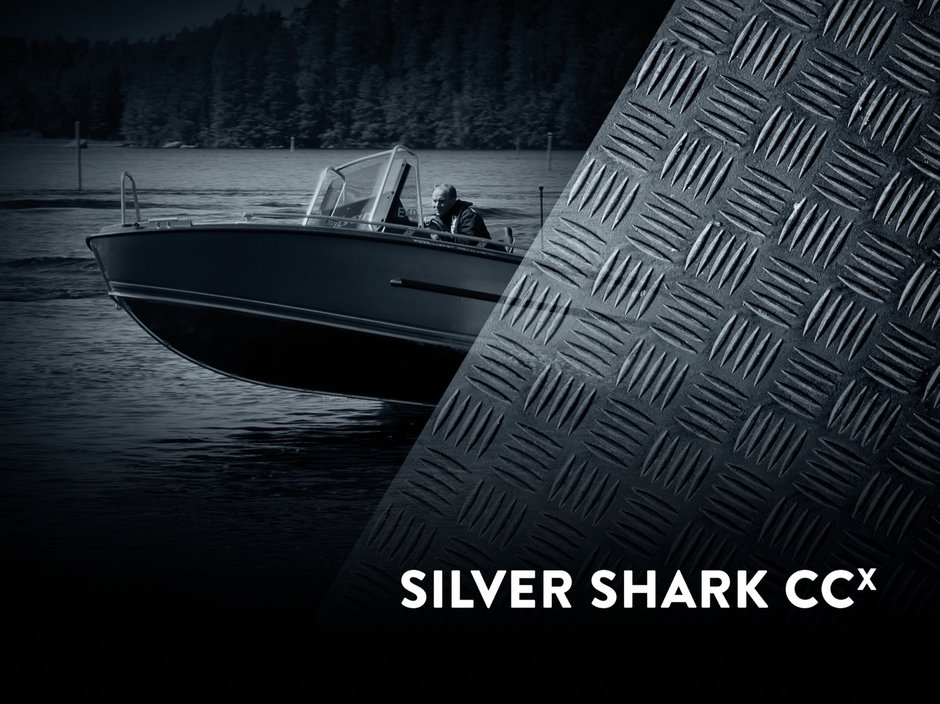 Silver Shark-CCX launch