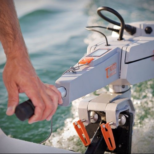Torqeedo Electric Outboard Engines
