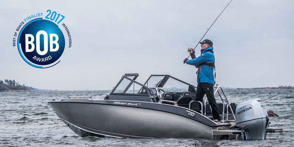 Best of Boats 2017 - Shark BRX